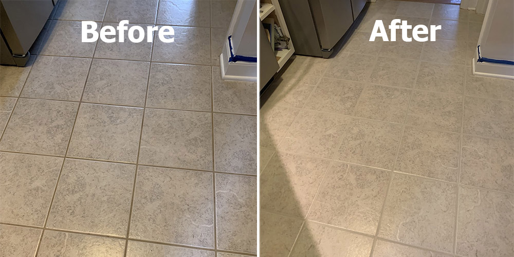 tile and grout cleaning in St. Louis MO