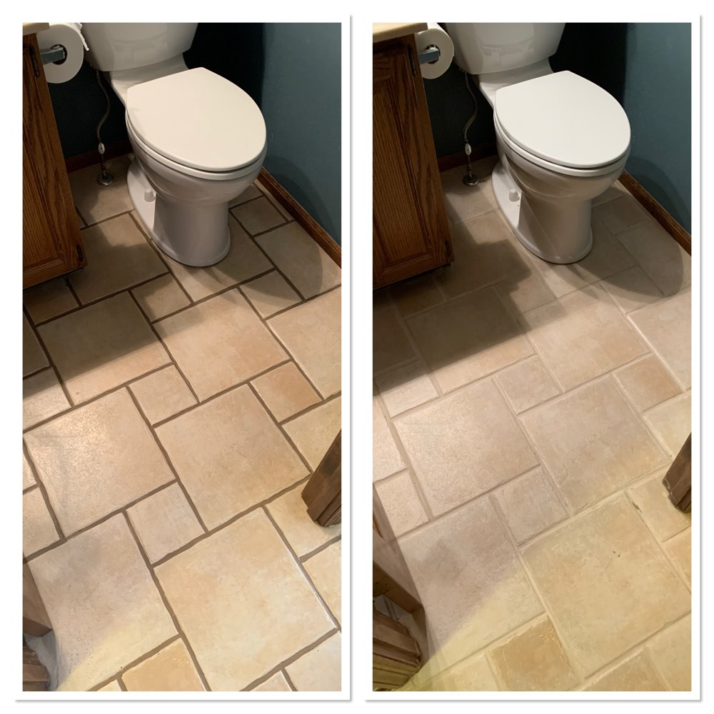 regrouting company St. Louis MO